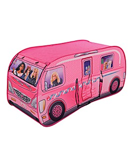 Barbie Pop-Up Camper Van Tent