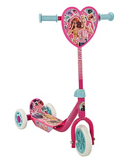 Barbie Deluxe Tri-Scooter