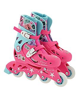 Barbie Adjustable Inline Skates