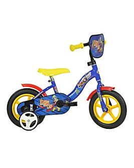 Dino Bikes Fireman Sam 10 inch Bike