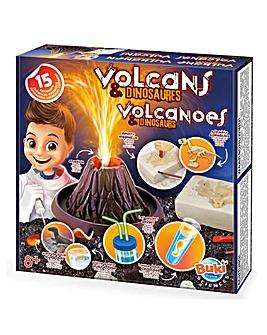 Buki Volcanoes & Dinosaurs