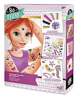 Be Teens Bead Tattoos