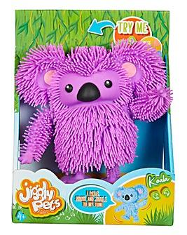 Jiggly Pets Koala - Purple