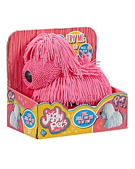 Jiggly Pets Pups - Pink