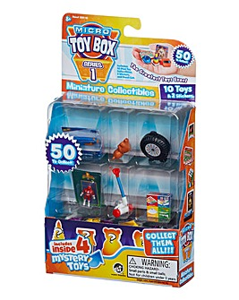 Micro Toy Box 10 Pack