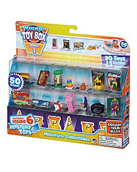 Micro Toy Box 20 Pack