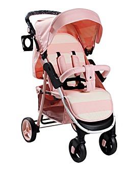 My Babiie Signature Range Billie Faiers Pink Stripes Pushchair