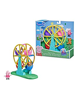 Peppa Pig Peppa's Ferris Wheel Ride Playset