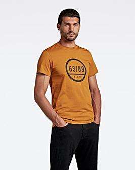 G-Star RAW Vulcan Gs89 Graphic T Shirt