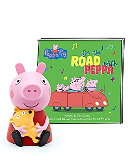 Tonies Peppa Pig: On the Road with Peppa Audio Character