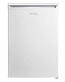 Lowry LUCFZ55-MD Under Counter Freezer - White