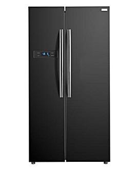 Russell Hobbs RH90FF176B American Fridge Freezer