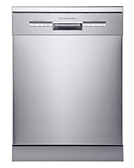 Russell Hobbs RHDW3SS Stainless Steel 12 Place Dishwasher