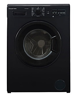Russell Hobbs Black 6kg Washing Machine