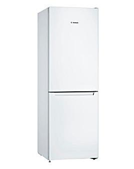 Bosch KGN33NW3AG Fridge Freezer 60cm Frost Free