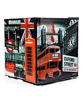 Husky HUS-EL195 London Mini Fridge