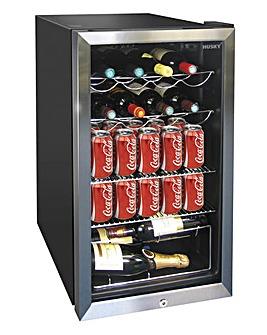 Husky HUS-HM39 Undercounter Wine Cooler