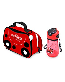 Trunki Lunch Bag and Drinks Bottle Set