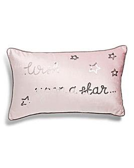 Wish Upon a Star Cushion