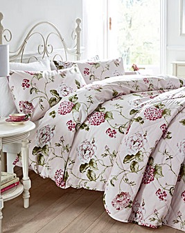 Christy Hydrangea Duvet Set