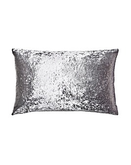 Boulevard Velvet Dove Grey Cushion