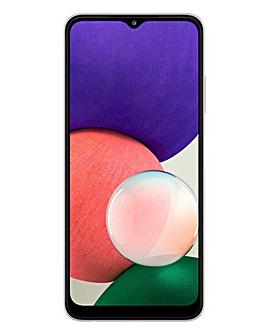 Galaxy A22 64GB - White 5G