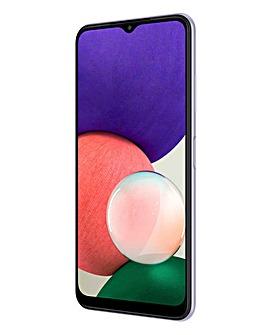 Galaxy A22 64GB - Violet 5G