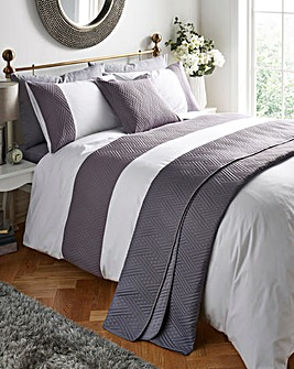 Manhattan Duvet Cover Set