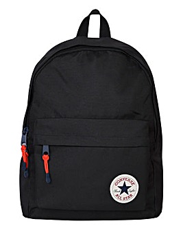 Converse Black Day Back Pack