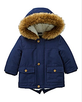 KD Baby Boy Parka Coat