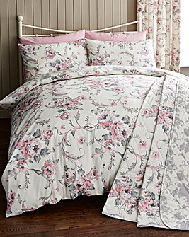 Belvoir Print Duvet Set