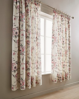 Belvoir Thermal Lined Pencil Pleat Curtains