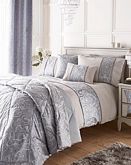 Stranford Jacquard Duvet Cover Set