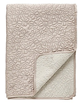Monaco Quilted Throw