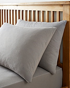 Cotton Jersey Housewife Pillowcases