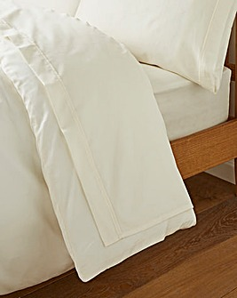 500 TC cotton Rich Flat Sheet