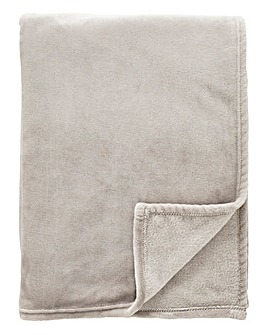 Supersoft Cuddly Fleece Throw