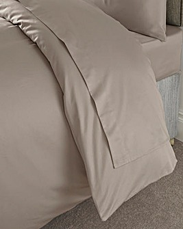 Hotel Quality 300 Thread Count 100% Cotton Sateen Flat Sheet