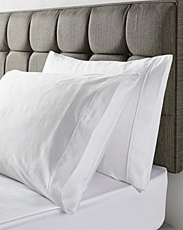 300 Cotton Sateen Housewife Pillow Cases