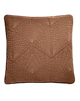 Stonewash Quilted Cushion
