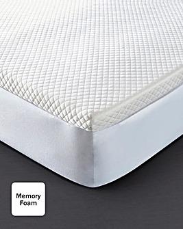 Memory Foam Mattress Topper - 5cm