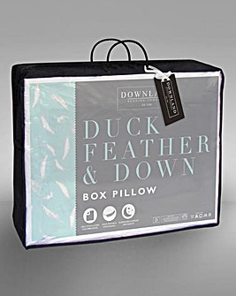 Duck Feather & Down Walled Pillow