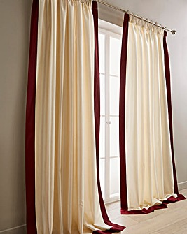 Harlington Pencil Pleat Lined Curtains