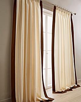 Harlington Pencil Pleat Lined Curtains