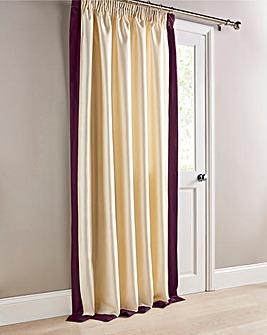 Harlington Lined Door Curtain