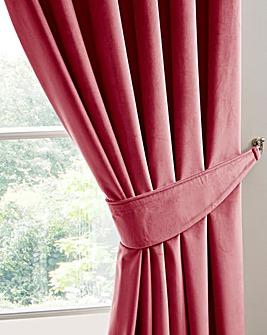 Luxury Velour Tie-Backs