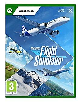 Microsoft Flight Simulator (Xbox One/Series X)