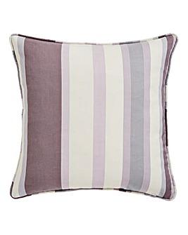 Hampton Printed Stripe Cushion