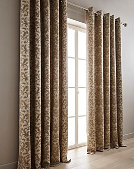 Denton Dasmask Woven Blockout Curtains