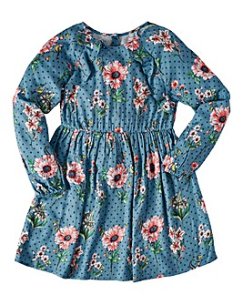 Joe Browns Girls Printed Dress